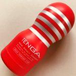 TENGAの赤ボトル